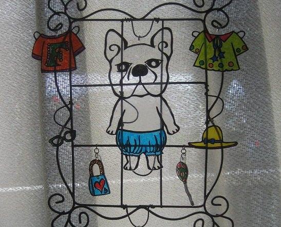 プラバンでオリジナルの愛犬グッズを作ろう!