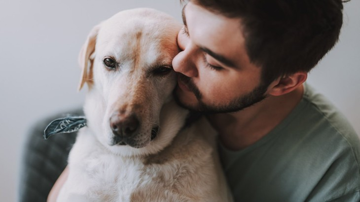 犬が『不安を感じている時』に見せる仕草や行動5選