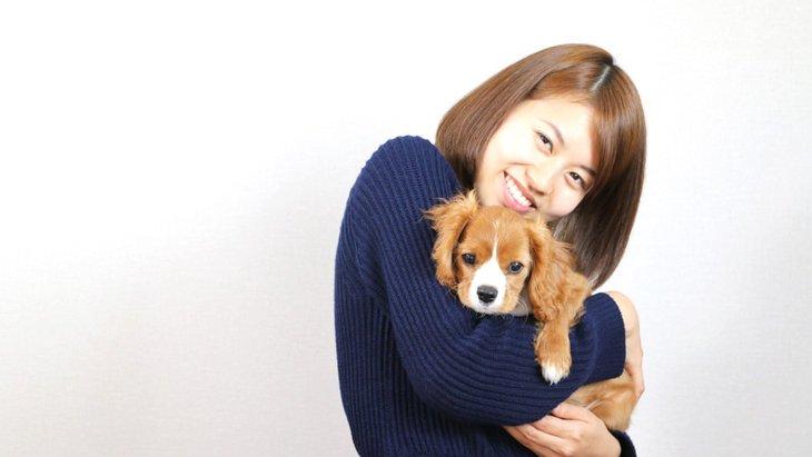 愛犬にとっての「良い抱っこ」と「悪い抱っこ」