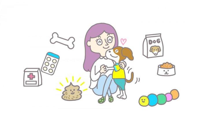 """愛犬の「うんち」でわかる病気のリスク!""""腸内フローラ測定""""で重症化予防!!"""