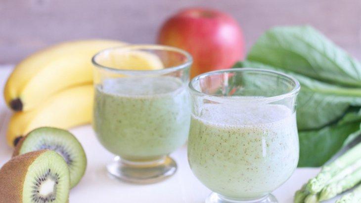 ワンちゃんも健康志向な時代。グリーンスムージーで野菜不足解消!