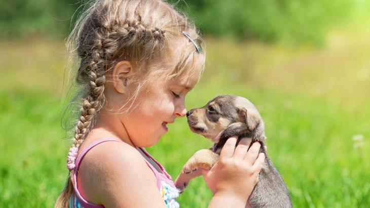 犬と子供が仲良しでいるために ペットを飼うなら気をつける4つのこと