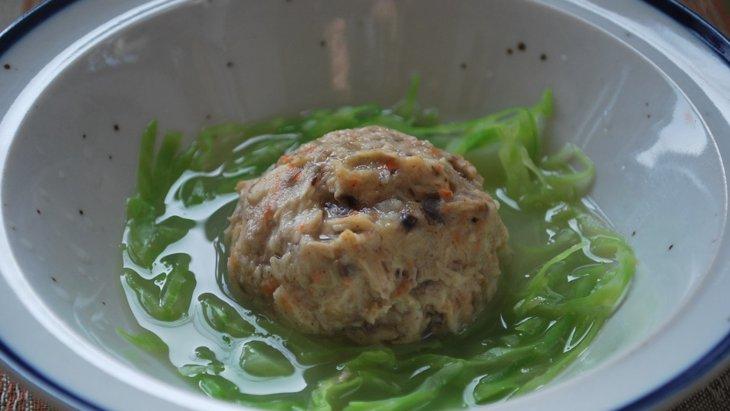 【わんちゃんごはん】春のお祝いに!ふっくら「里芋ぶりまんじゅう」のレシピ