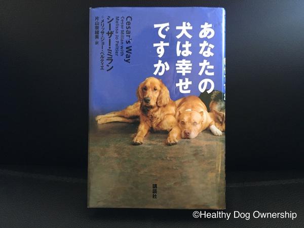 シーザーミラン著「あなたの犬は幸せですか」を紐解く