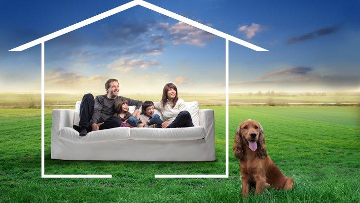 新しいお家で一緒に暮らそう!ペット可の優良物件の探し方!