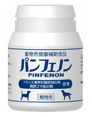 パンフェノンってどんなサプリメント?成分や効果について