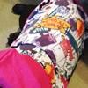 フレンチブルドッグの洋服を娘のお下がりで手作りリメイク!