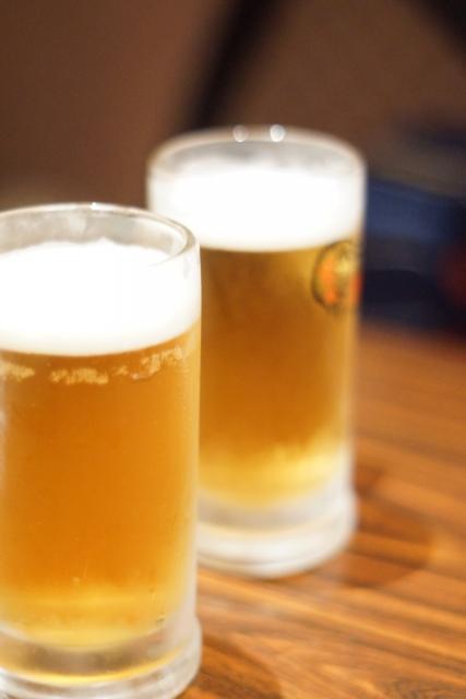犬にアルコール(お酒)は絶対に与えてはいけません!