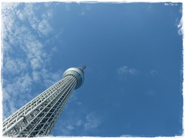 「東京スカイツリータウン」へ愛犬とお出かけ!下町の新名所へ行ってみた
