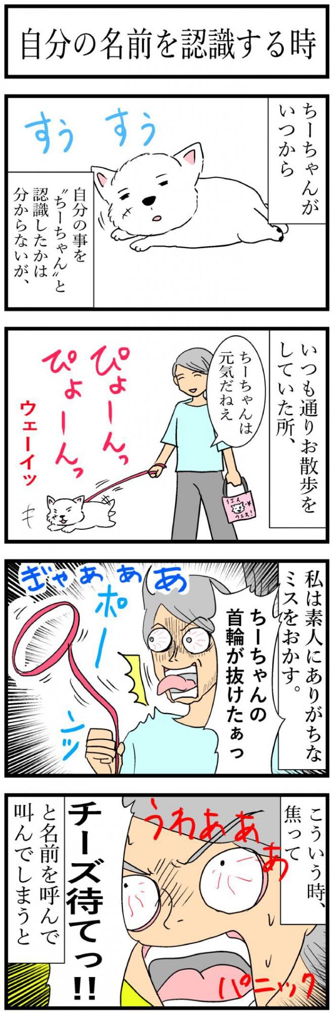 ちーちゃんですけどもっ【第122話】