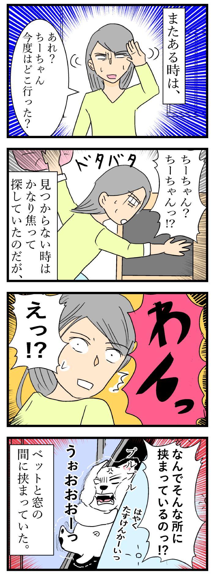 ちーちゃんですけどもっ【第106話】