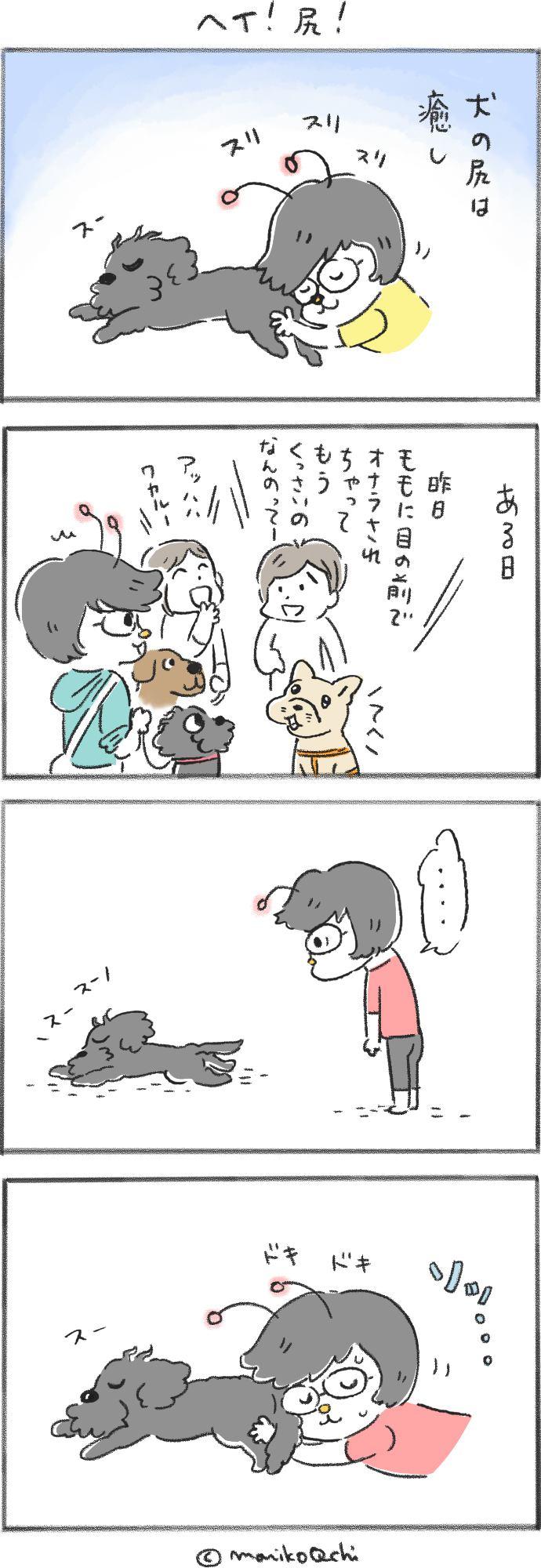 犬と暮らせば第6話