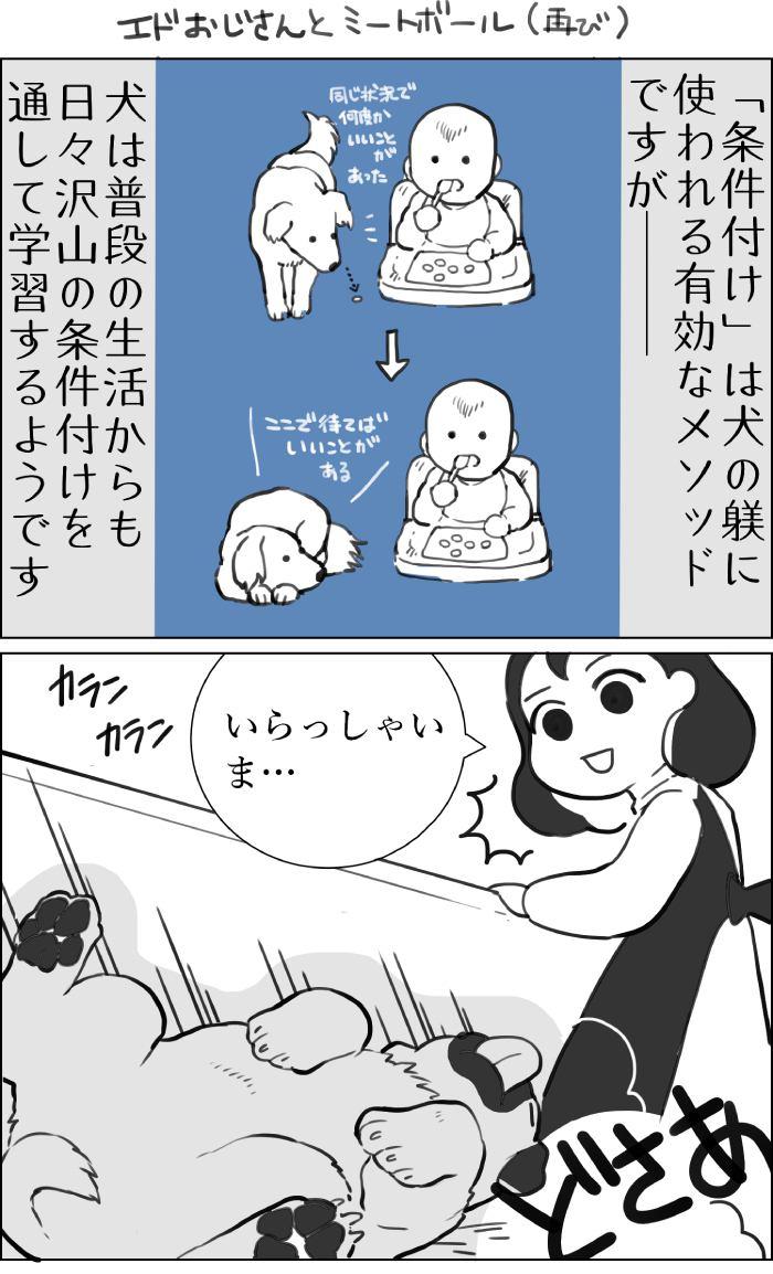 くりかのこ アメリカ犬暮らし第26話1枚目