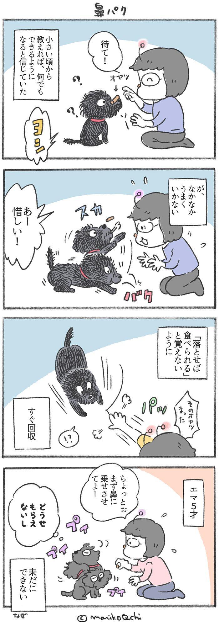 犬と暮らせば 第182話