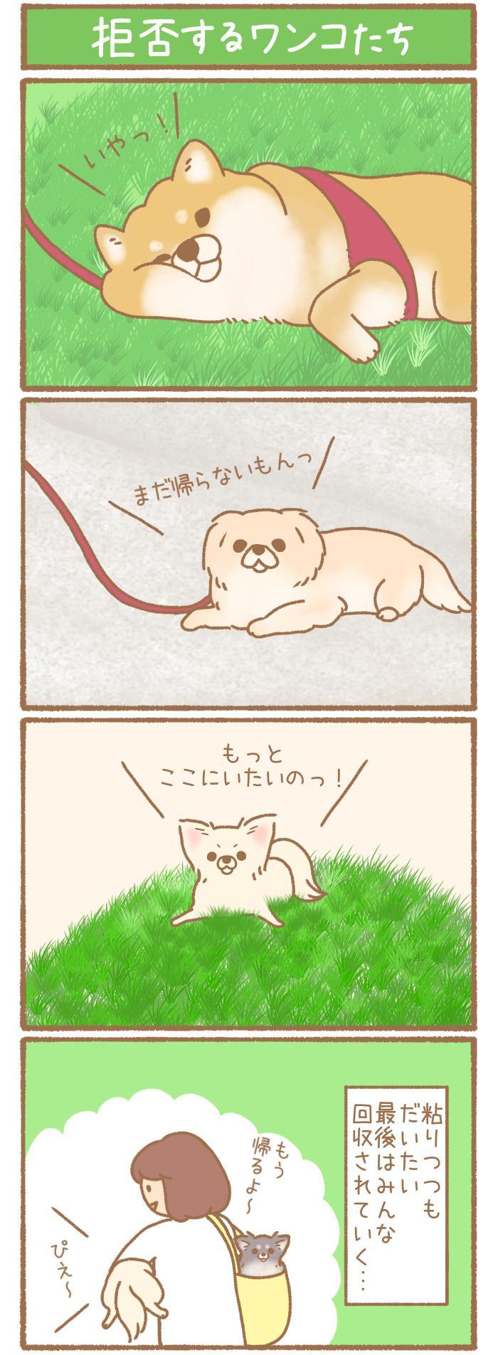 ただの犬好きです。【第118話】