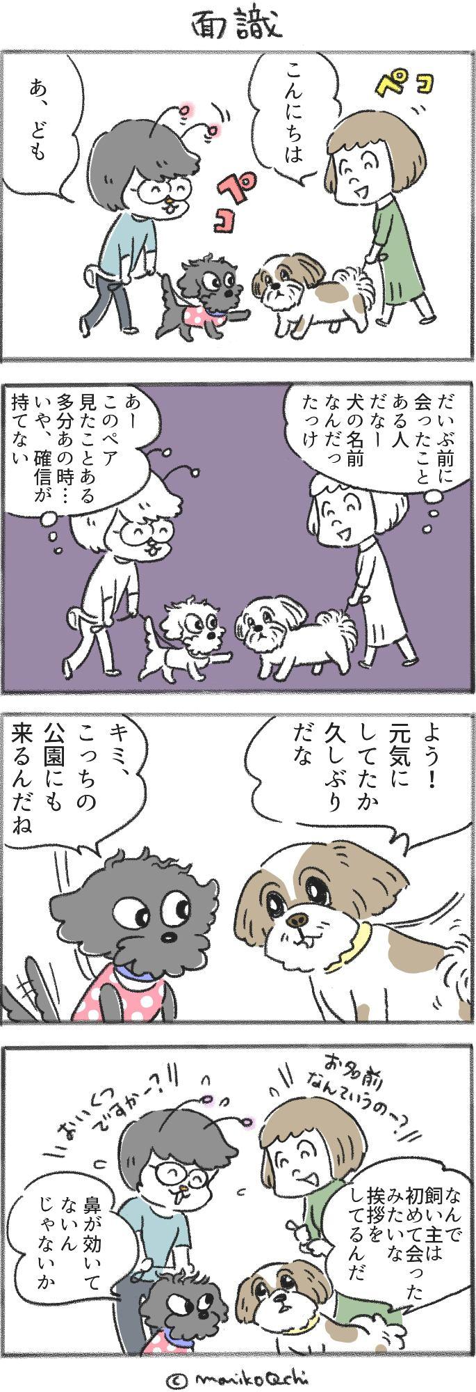 犬と暮らせば第16話