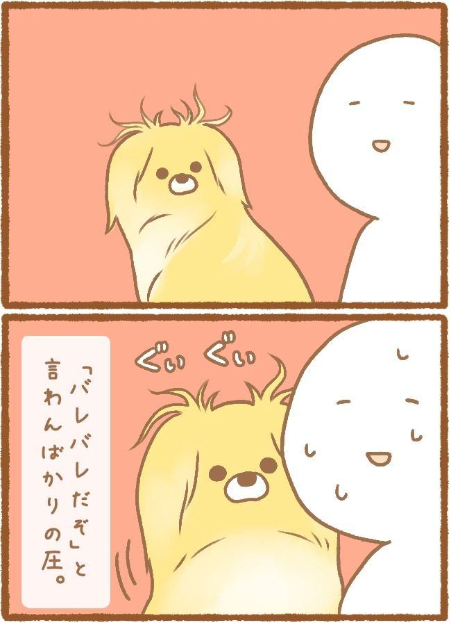 ただの犬好きです。第27話 わかってるぞ。2枚目