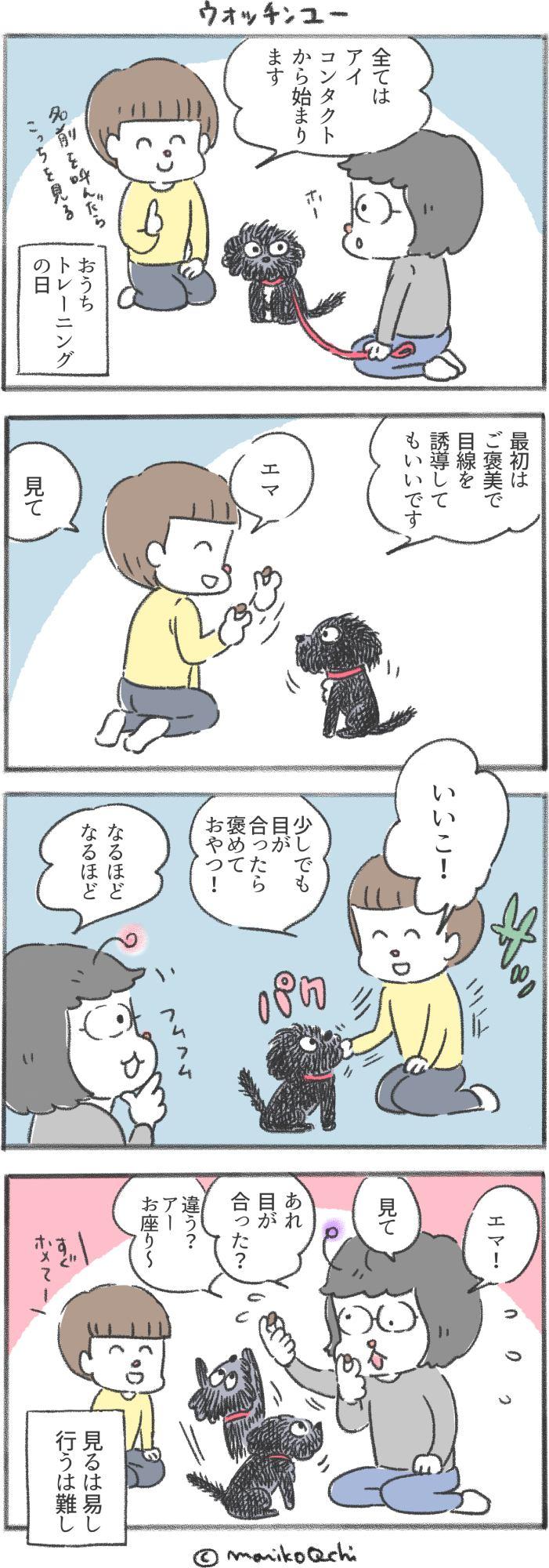 犬と暮らせば 第148話