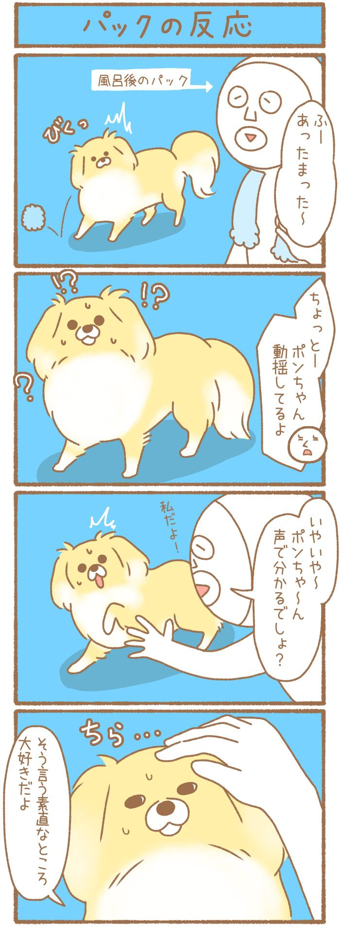 ただの犬好きです。【第110話】