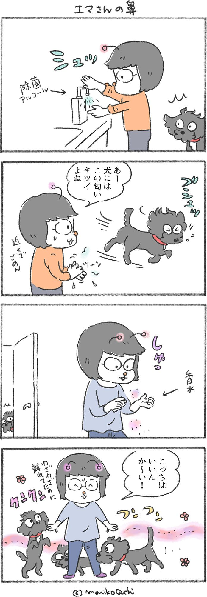 犬と暮らせば第74話