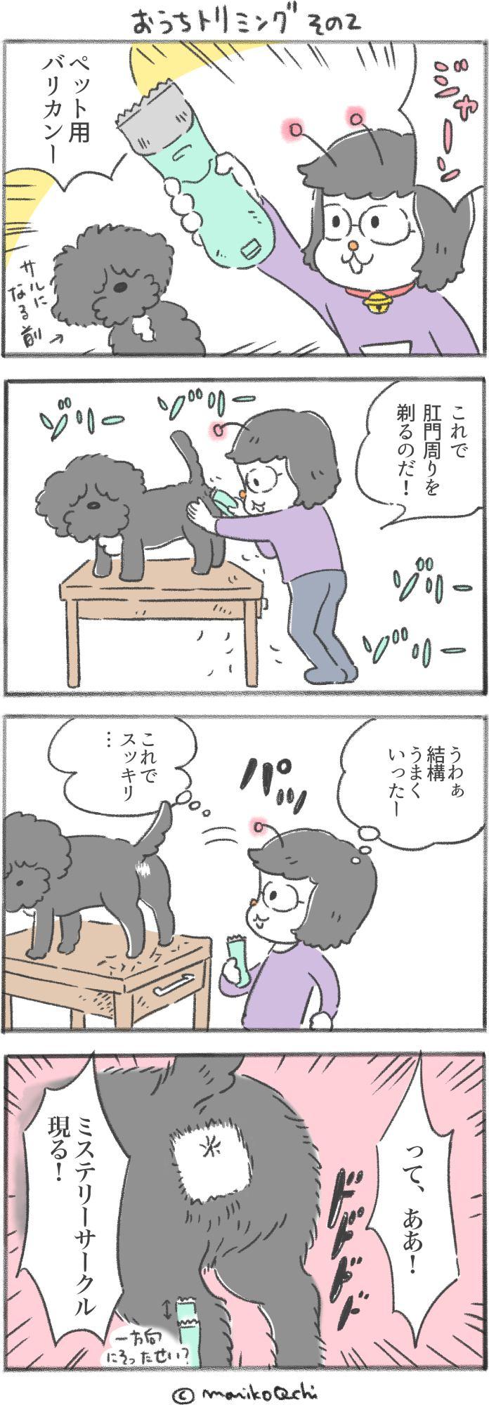 犬と暮らせば第88話