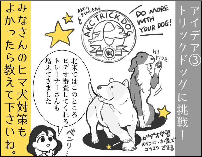 くりかのこ アメリカ犬暮らし第15話2枚目