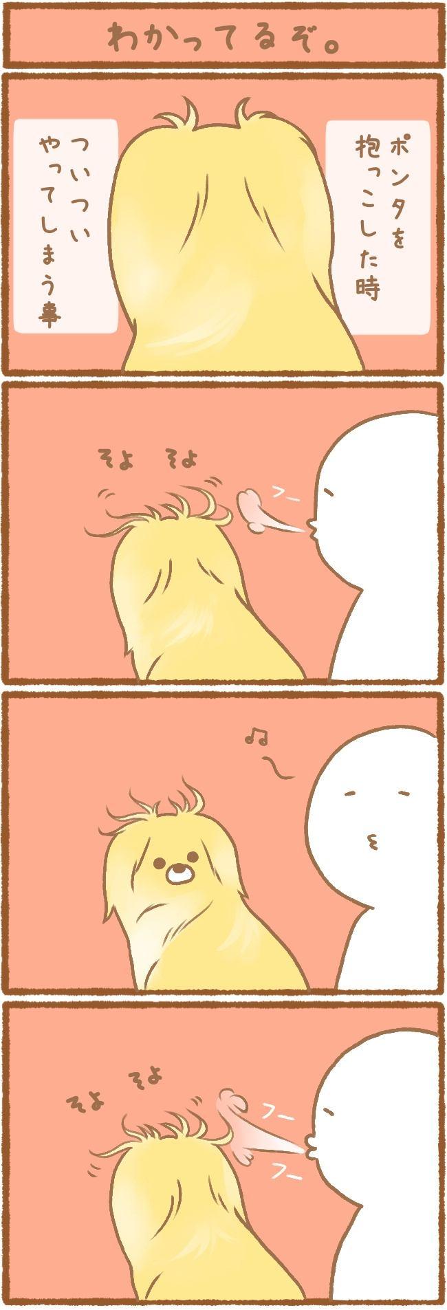 ただの犬好きです。第27話 わかってるぞ。1枚目
