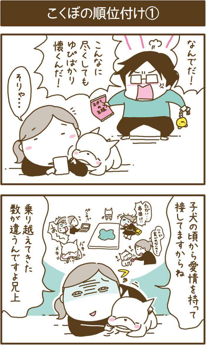 フレブルこくぼ第43話1枚目