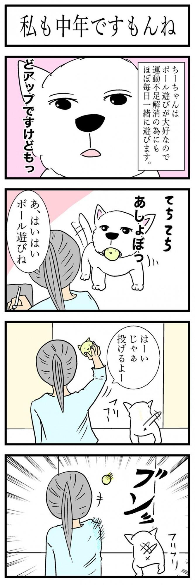 ちーちゃんですけどもっ【第99話】1