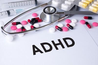 ADHD診察台