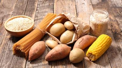 米や芋などの炭水化物