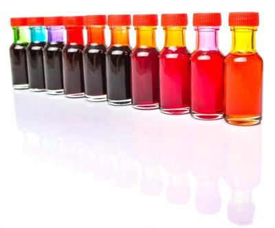 液体の着色料