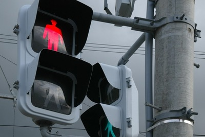 歩行者用信号機