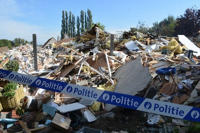 災害と瓦礫