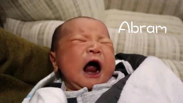 赤ちゃんアップ