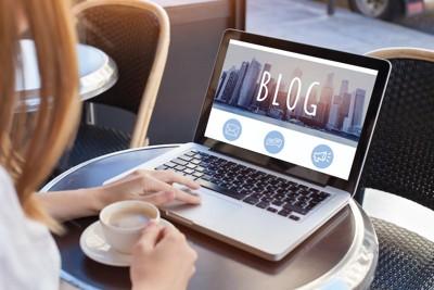 ブログをパソコンで見る人