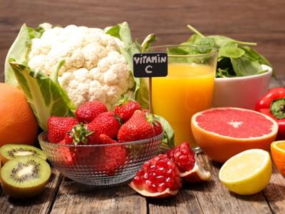 ビタミンCを含む食べ物
