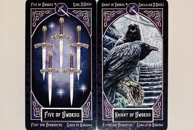 FIVEofSWORDS/KNIGHTofSWORDS