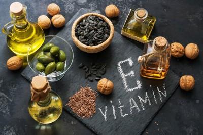 ビタミンEの食材