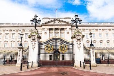 イギリスの宮殿