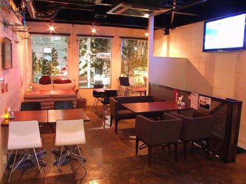 フガールカフェ東池袋 店内写真