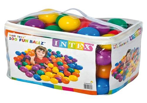 カラーボール ビニールケースに入っている