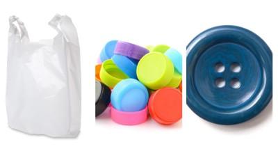 犬が誤飲しやすいプラスチック製品