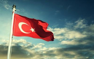 トルコのフラグ