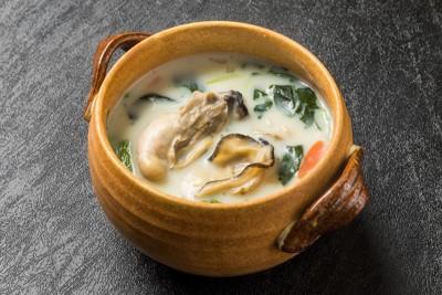 牡蠣を使った料理