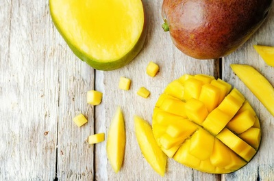 いろいろなマンゴー