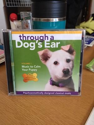 犬専用音楽CD