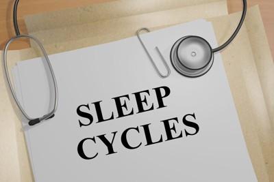 睡眠サイクルイメージ