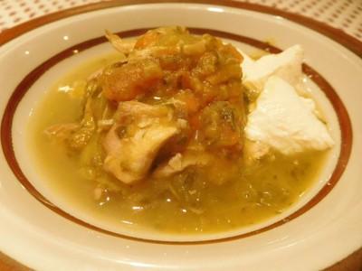 鶏もも肉と秋冬野菜のぽかぽかシチュー