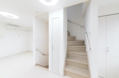 家の中にある階段